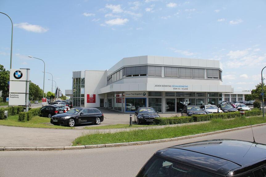 Autohaus Augsburg GmbH Branchenbucheintrag B4B Schwaben