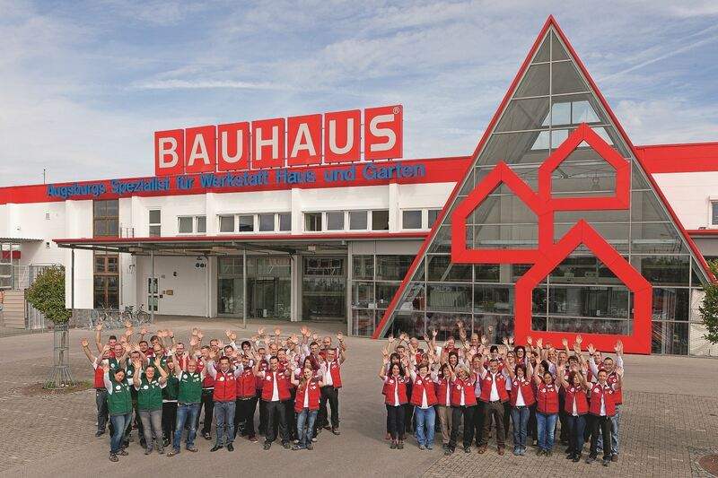 Neue Filiale Bauhaus Bernimmt Max Bahr Standort