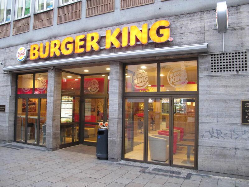 burger king k ndigt yi ko holding augsburger filialen betroffen augsburg b4b schwaben. Black Bedroom Furniture Sets. Home Design Ideas