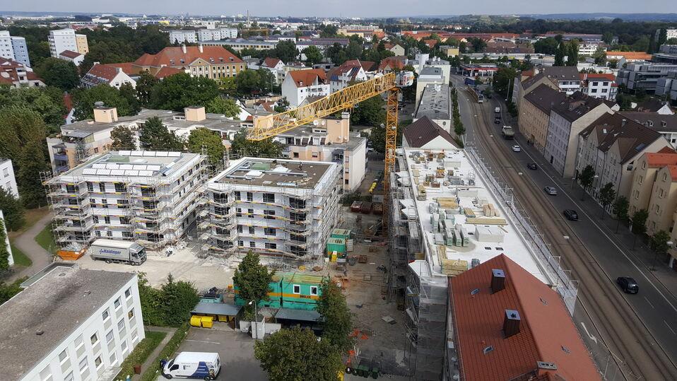 wbg errichtet 40 neue wohnungen im augsburger stadtteil