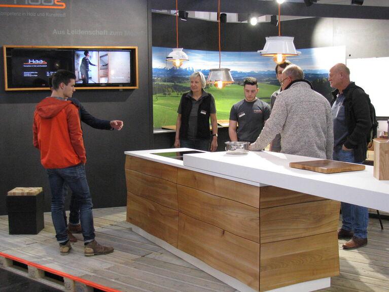 haus bau energie friedrichshafen mit besucherrekord lindau bodenseeregion b4b schwaben. Black Bedroom Furniture Sets. Home Design Ideas