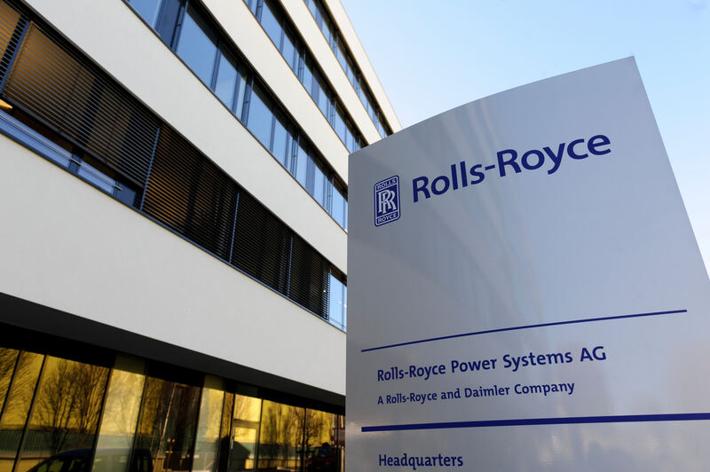 Standort der Rolls-Royce Power Systems AG. Foto: Rolls-Royce Power Systems