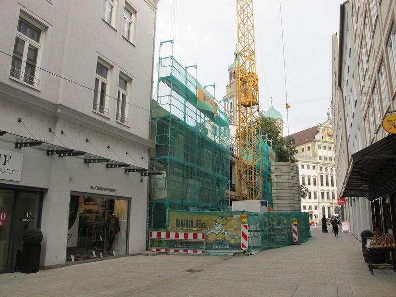 Diese Marken Ziehen In Die Augsburger Innenstadt