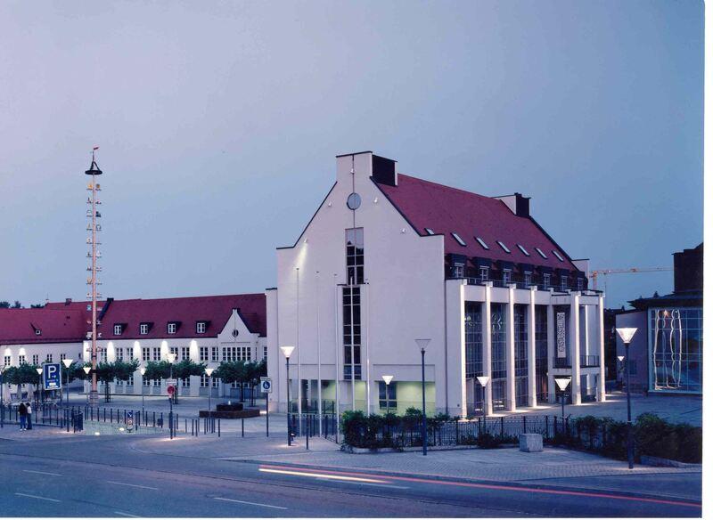 gersthofen soll ein neues fachmarkt zentrum mit hotel bekommen augsburg b4b schwaben. Black Bedroom Furniture Sets. Home Design Ideas