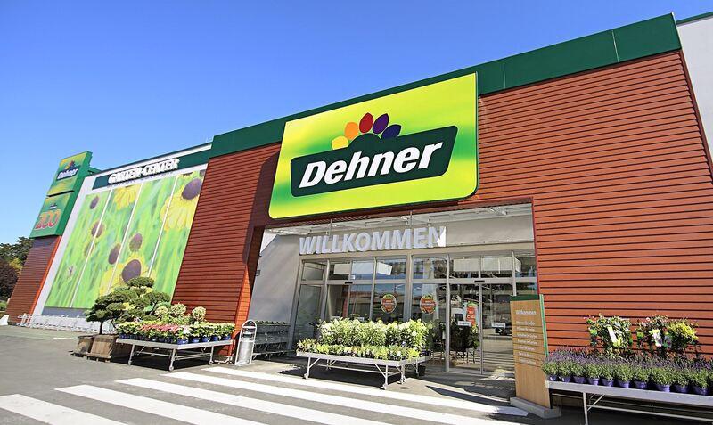 dehner er ffnet filiale in chemnitz donau ries b4b. Black Bedroom Furniture Sets. Home Design Ideas