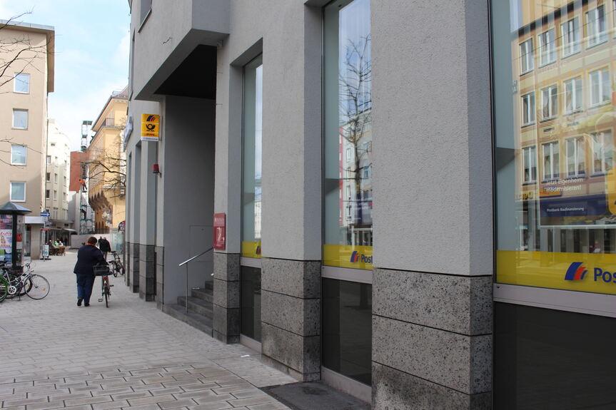 postbank ffnet neues vertriebscenter in augsburg augsburg b4b schwaben. Black Bedroom Furniture Sets. Home Design Ideas