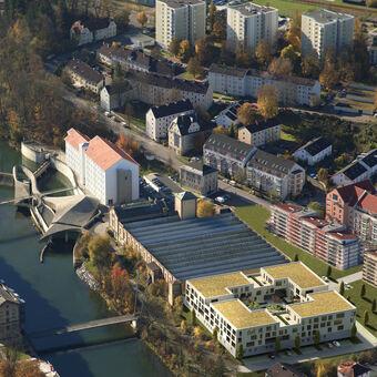 immobilien marktbericht so teuer ist wohnraum in augsburg augsburg b4b schwaben. Black Bedroom Furniture Sets. Home Design Ideas