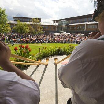 H Rnerd Rfer Und St Peter Ording Feiern Jahrestag