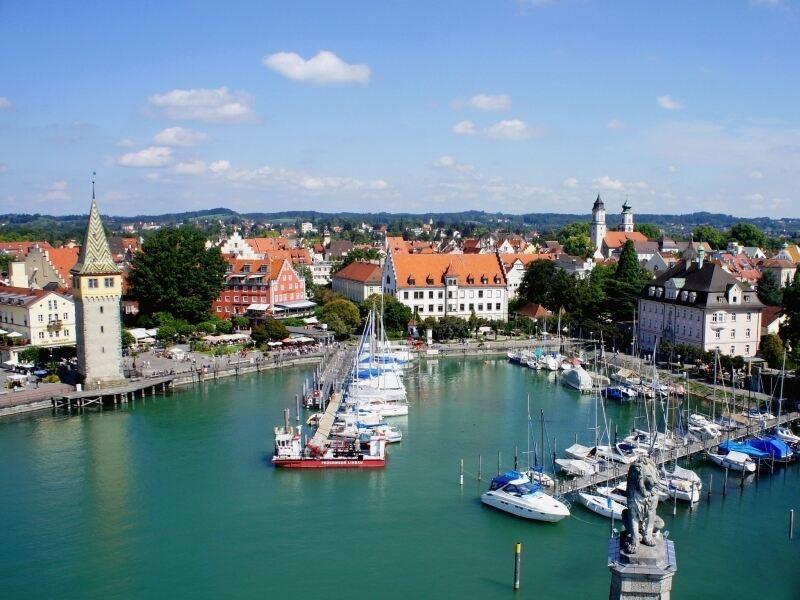 Lindau zieht an den Chiemsee - Lindau / Bodenseeregion