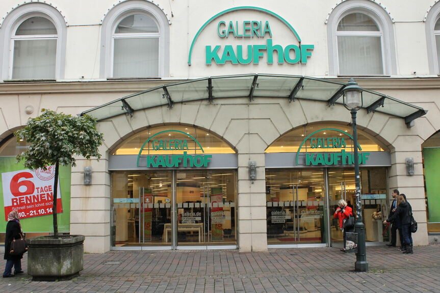 galeria kaufhof ulm