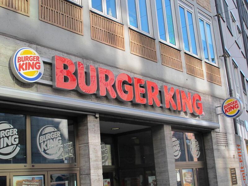Was Ist Dran An Den Geruchten Um Burger King Augsburg B4b Schwaben