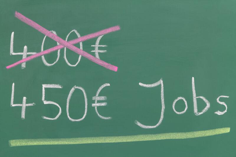 hannover 450 euro job