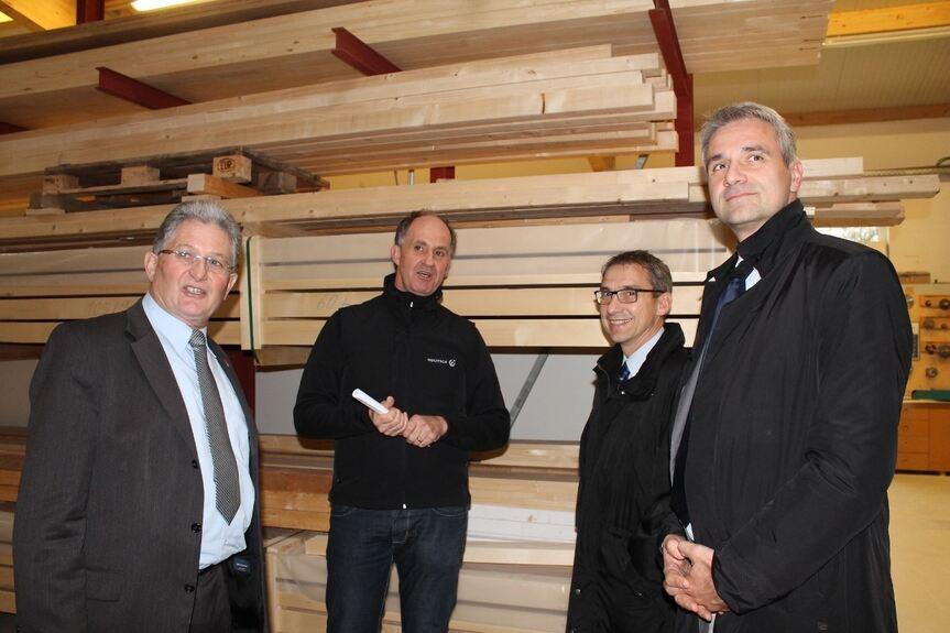 Gut Holz Hwk Ulm Besucht Schreinerei Holitsch Neu Ulm Ulm B4b