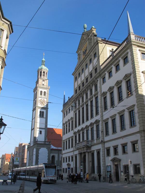 Augsburg Schwaben