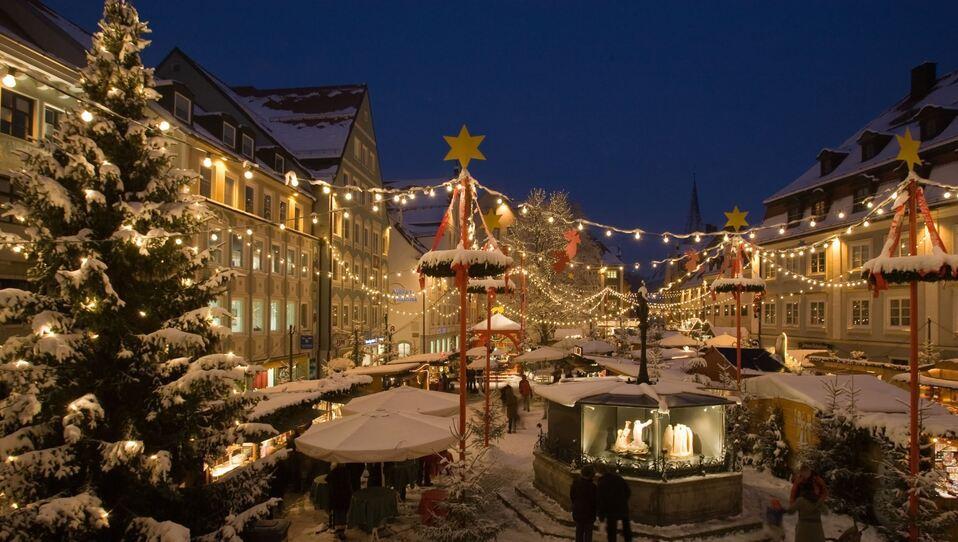 Weihnachtsmarkt Die Schönsten.Die 10 Schönsten Weihnachtsmärkte Im Allgäu Kempten Oberallgäu