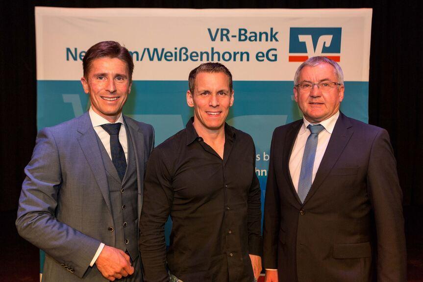 10 Informations Und Wirtschaftsforum Der Vr Bank Neu Ulm Ulm