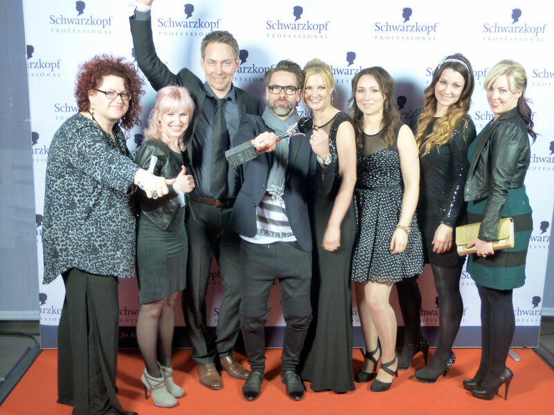 German Hairdressing Award Fur Ulmer Friseur Neu Ulm Ulm B4b