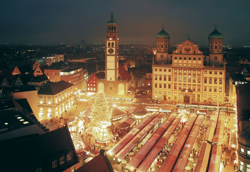 christkindlesmarkt 2015 regio augsburg rechnet mit 30 mio euro umsatz augsburg b4b schwaben. Black Bedroom Furniture Sets. Home Design Ideas