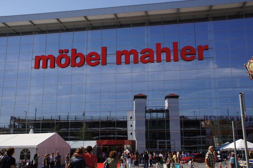 Nach Umbau Möbel Mahler Eröffnet Standort In Neu Ulm Neu Ulm
