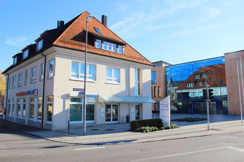 Vr Bank Weissenhorn