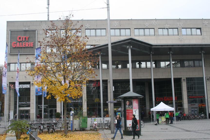 15 Jahre City Galerie Augsburg Das ändert Sich Augsburg B4b