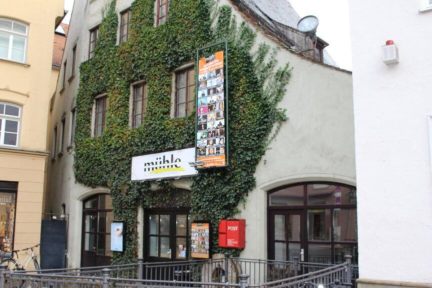 das sind die neuen pl ne f r die kresslesm hle in augsburg augsburg b4b schwaben. Black Bedroom Furniture Sets. Home Design Ideas