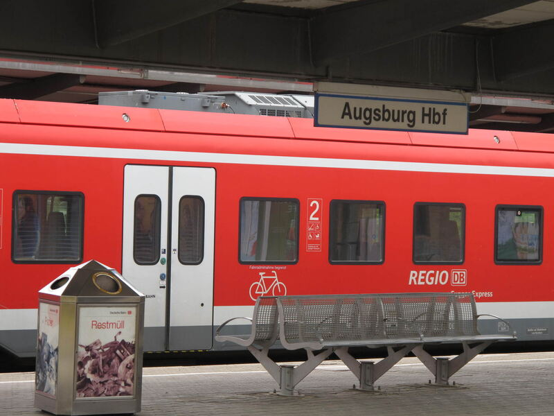 Bald Mehr Züge Für München Pendler Aus Augsburg Und Umgebung