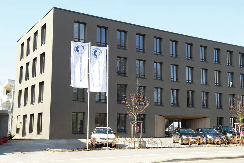 Die Donau-Universität Krems am Lehrstandort Memmingen. Foto: Donau-Universität Krems
