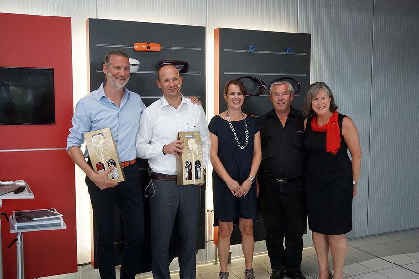 bendl stellt seinen Markenwandel beim Marketing Club Ulm vor ...