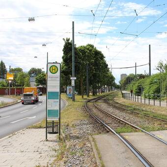 Augsburgs Straßenbahn Linie 2 Wird Zur Großbaustelle Augsburg