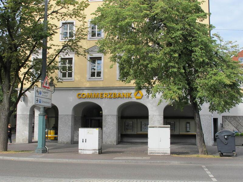 Augsburg Commerzbank