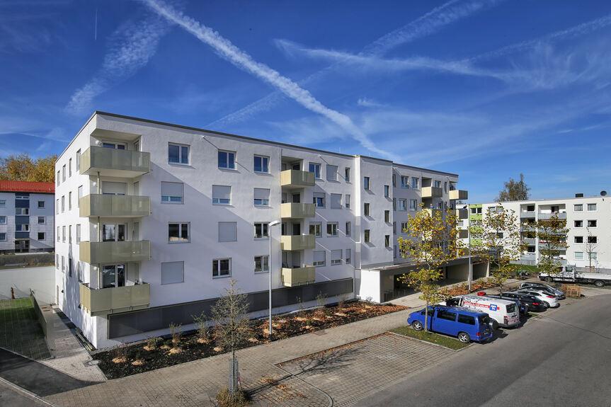 9 Millionen Euro Wohnbau Projekt In Kempten Abgeschlossen Kempten