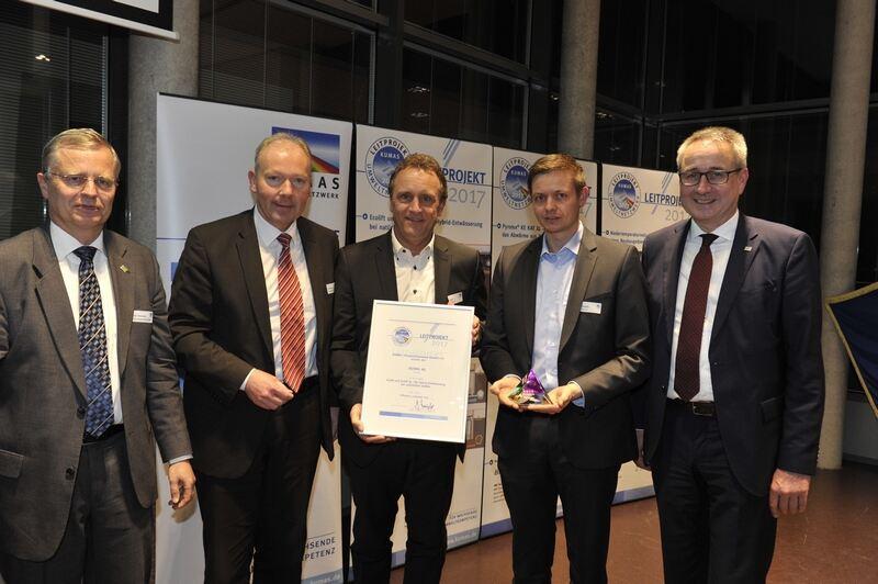 KUMAS zeichnet drei Leistungen für Umwelt-Kompetenz aus - Augsburg ...