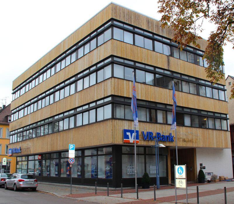 Raiffeisenbank Holzheim Und Vr Bank Neu Ulm Wollen Fusionieren Neu