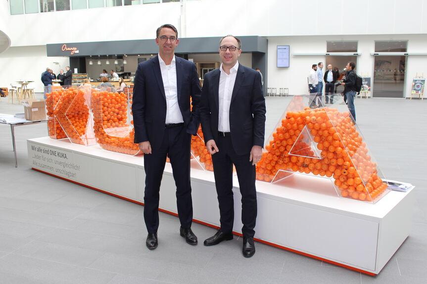 kuka investiert 400 millionen euro in china augsburg b4b schwaben. Black Bedroom Furniture Sets. Home Design Ideas