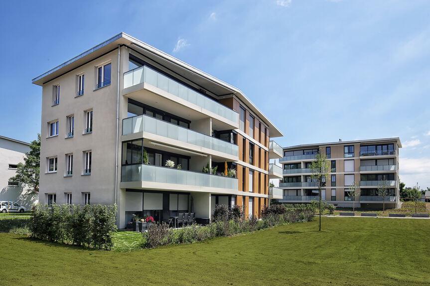 Sozialbau Stellt 98 Neue Wohnungen In Kempten Fertig Kempten