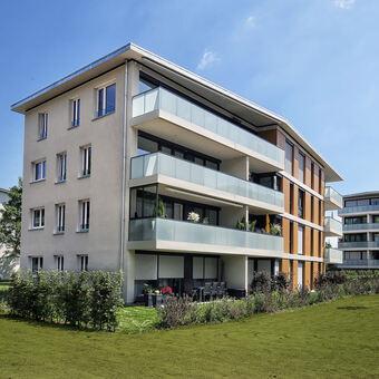 atrium wohnen 55 neue wohneinheiten in kempten kempten oberallg u b4b schwaben. Black Bedroom Furniture Sets. Home Design Ideas
