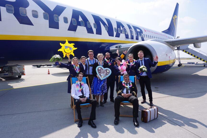 Flughafen Memmingen Erweitert Sein Streckennetz In Osteuropa