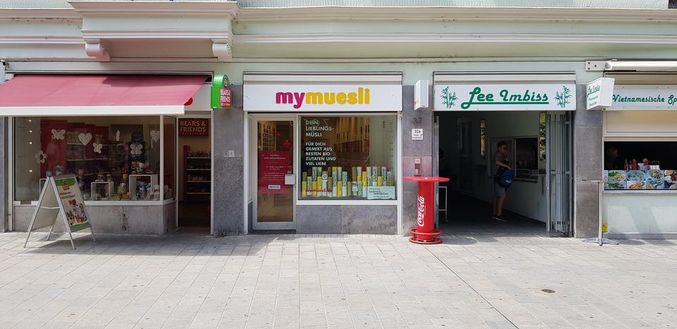 Depot Und Mymuesli Schließen Filiale In Der Augsburger Innenstadt