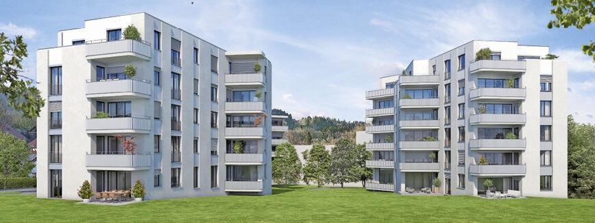 Innovative Konzepte Fur 600 Neue Wohnungen In Kempten Top