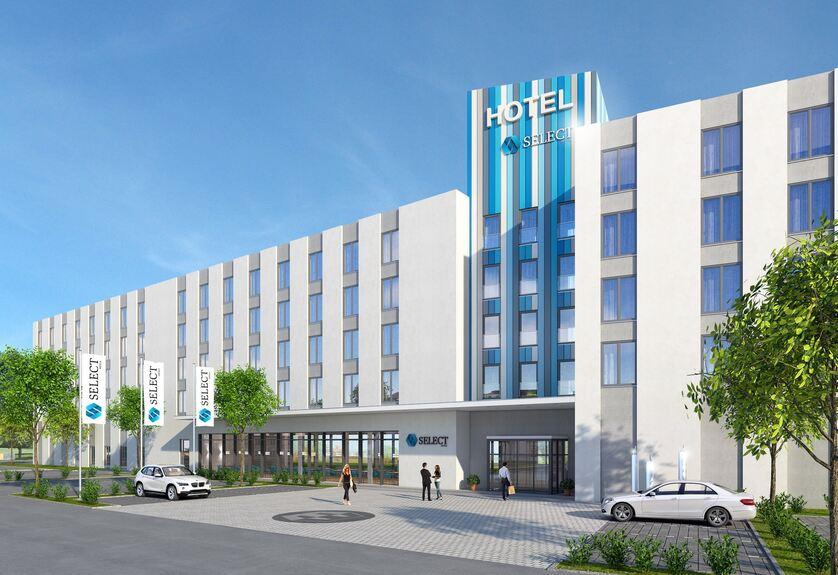Baustart 2019 Im Gvz Augsburg Entsteht Ein 4 Sterne Hotel