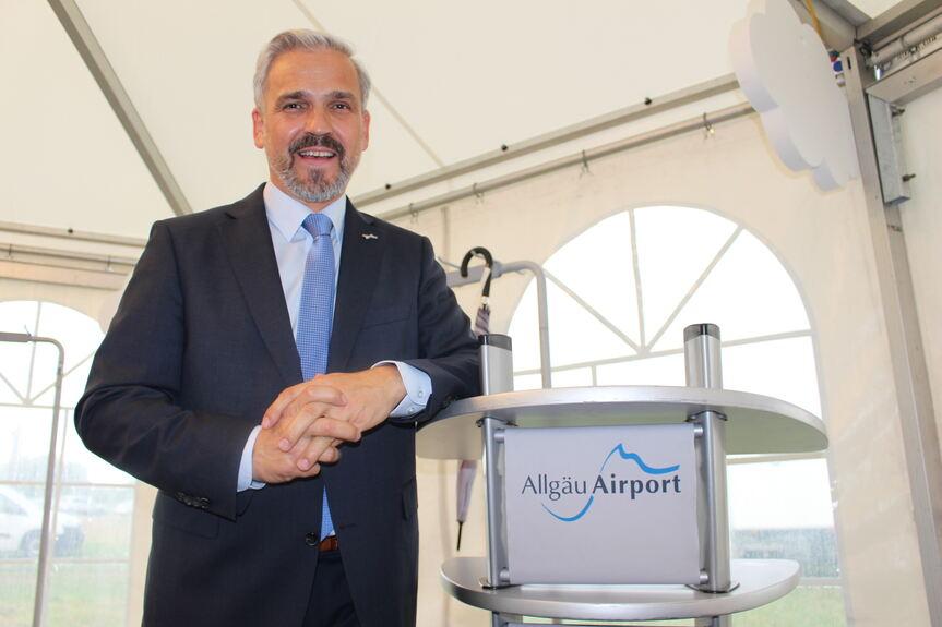 Allgäu Airport Wir Spielen Schon Heute Für München Eine