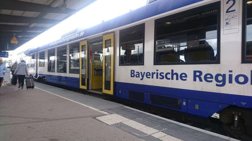 Züge Zwischen Marktoberdorf Und Füssen Werden Durch Busse