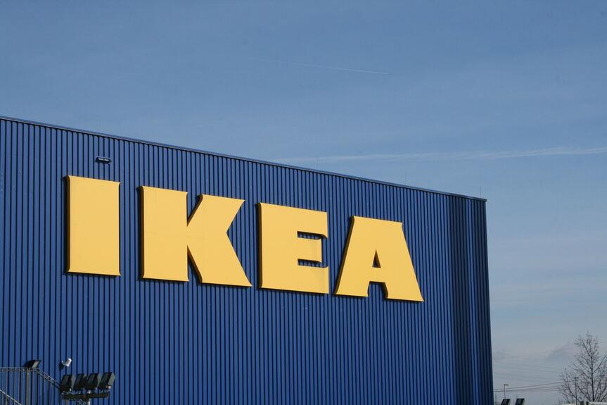 öffnet Ikea
