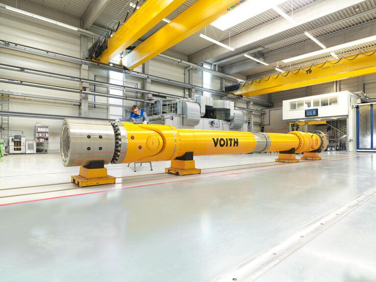 Maschinenbau - Voith schließt zwei Werke in der Antriebstechnik-Sparte