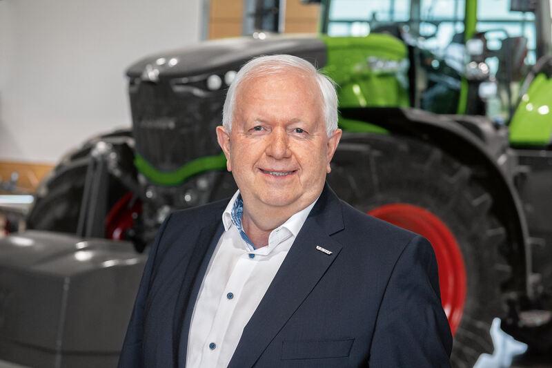 Fendt-Chef Pfaffen legt sein Amt vorzeitig nieder - Kaufbeuren / Ostallgäu - B4B Schwaben