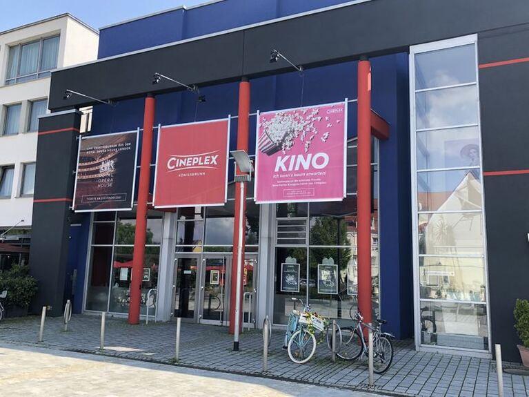 Kino In Königsbrunn