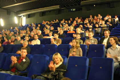 Filmpremiere im Colosseum Center Kempten: Die 4. Revolution